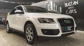 AUDI Q5 2.0 QUATTRO 211HP LUXURY STRONIC MODELO 2012 *ÚNICA EN CÓRDOBA*