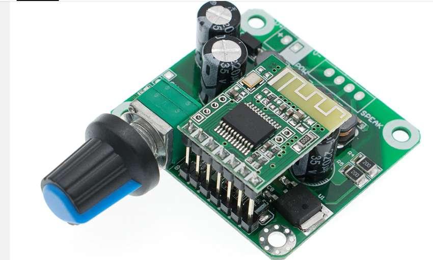 LAmplificador Tpa3110 15w Bluetooth 4,2 De Audio Estéreo