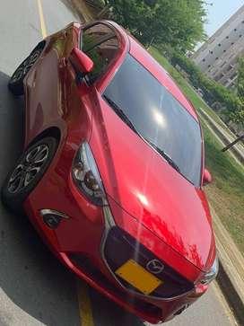 Mazda 2 Grand Turing AT 2018