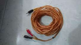 Cable Audio. 18.000