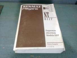 Manual Circ. Elect. Megane 97