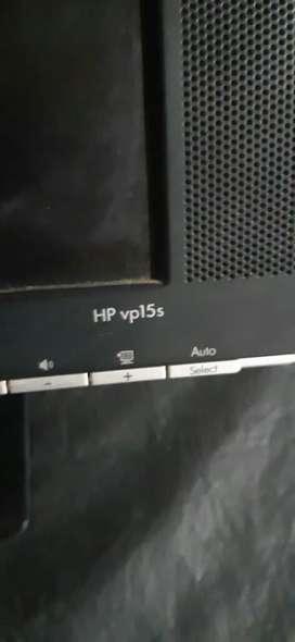 Vendo Monitor Hp Vp 15s