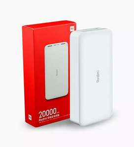 Power Bank Cargador Portatil 20000 mAh - Nuevo