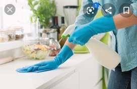 Servicio de limpieza Domicilio