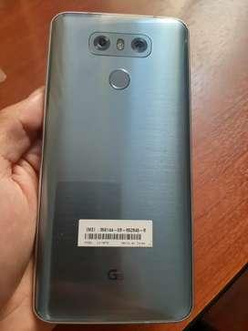 LG g6 nuevo 32 gb