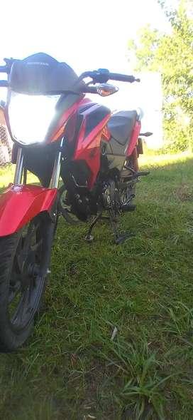 Honda Twister 2019 125cc