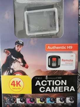 Cámara acción, Eken H9 ultra HD 4k,