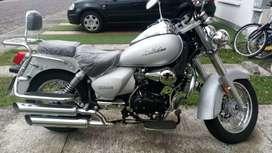 Motocicleta Ranger Luxury