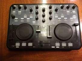 Controlador DJ APOGEE DIGITRACK PRO
