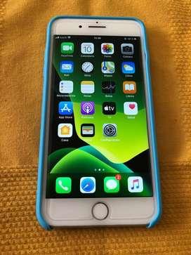 IPHONE 7 PLUS DE 128GB CON ACCESORIOS