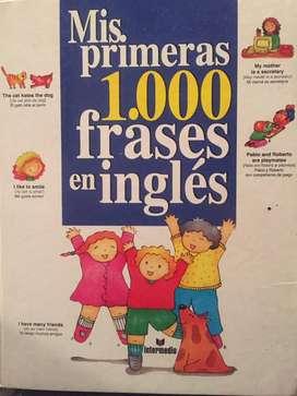 Mis primeras 1000 frases de ingles