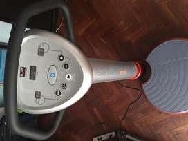 Maquina tonificadora vibradora