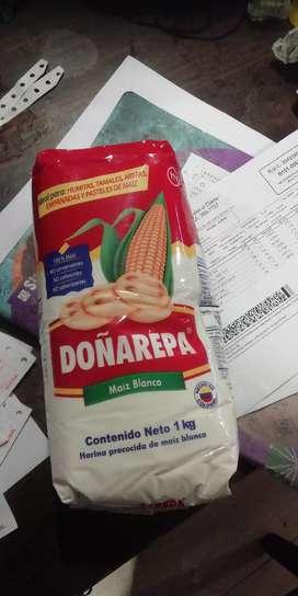 Productos venezolanos harina pan etc