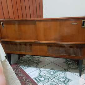 OFERTA Radiola Imperial Stereo Discos Vinylo Long plays Mueble Radio FM