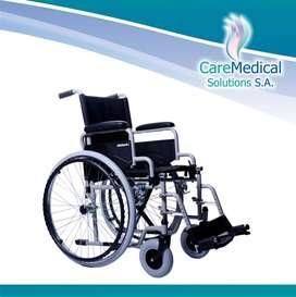 Alquiler Mensual Silla de Ruedas Ortopedia Care Medical