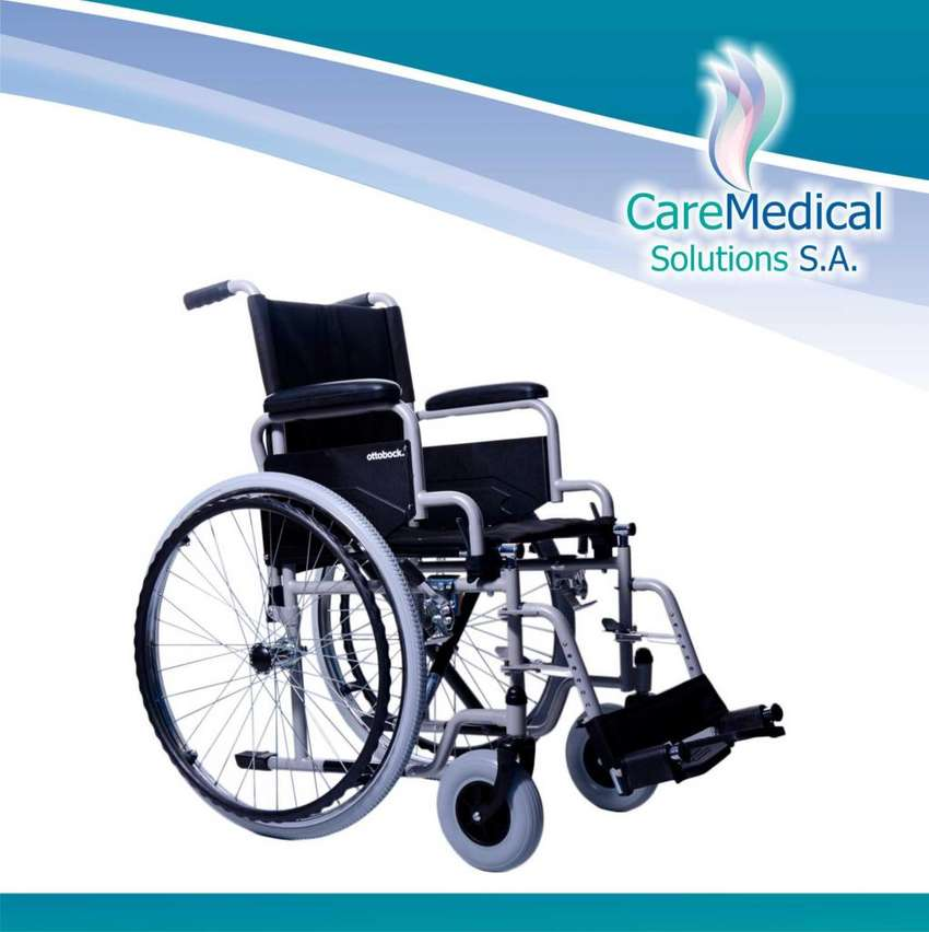 Alquiler Mensual Silla de Ruedas Ortopedia Care Medical 0