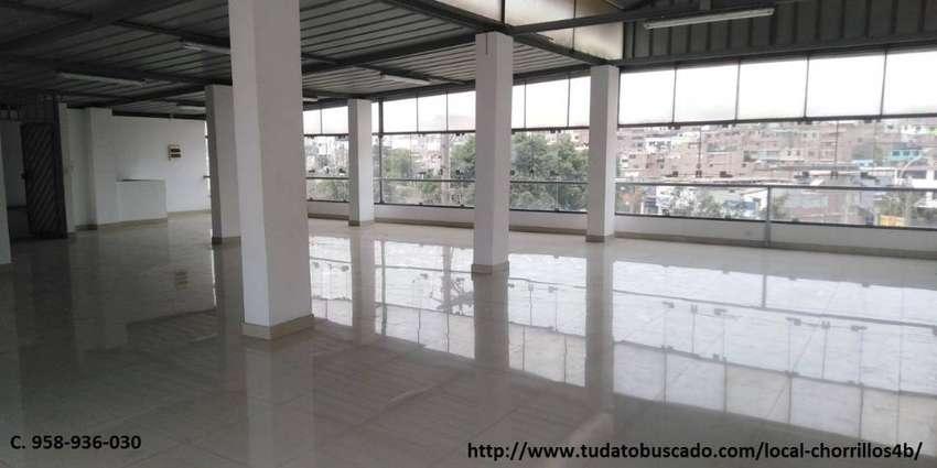 Alquila Local en Chorrillos 190 m2 - ESTRENO 0