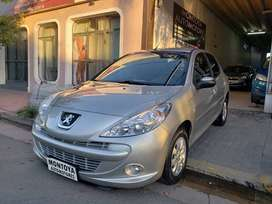 PEUGEOT 207 XS ALLURE MOD 2012 IMPECABLE 1 MANO.