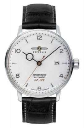Reloj Zeppelin Lz129 Hindenburg 80621 - Los movimientos de los relojes Zeppelin proceden de los reconocidos fabricantes