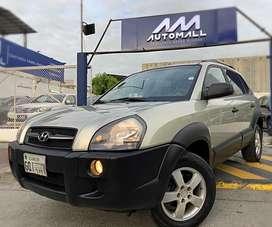 Hyundai tucson A/T 2007