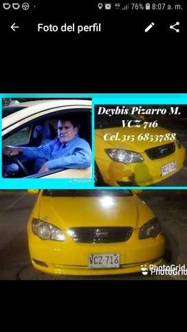Conductor de taxi.