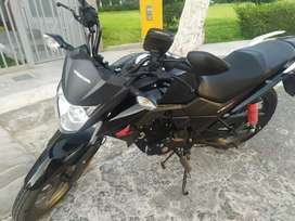 Moto Honda cb 125