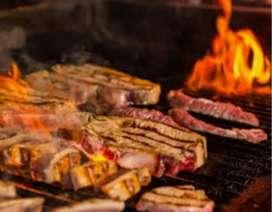 Nesecito cheff con experiencia en parrillas,pizzeria y platos ala carta para jaén.