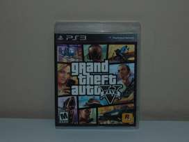GTA 5 PS3 Play Station 3 Juego