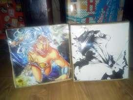 Cuadros super héroes