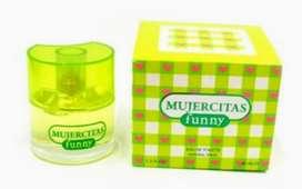Vendo Perfume Y Desodorante Mujercitas