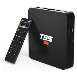 Tv Box T95s1 2gb Ram 16gb Rom Android 7.1.2 Wifi