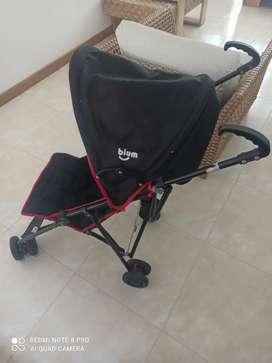 Coche paseador bebé