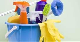 Señora se ofrece como empleada doméstica