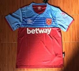 Camiseta West Ham Titular 201/20