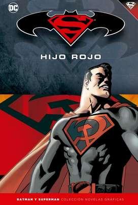 BATMAN Y SUPERMAN, Libro 2 : Hijo Rojo, DC COMICS