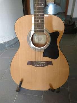 Guitarra acústica Ibanez  VC50NJP NT - Inmaculada ¡Única!