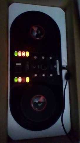 Mezcladora DJ discover