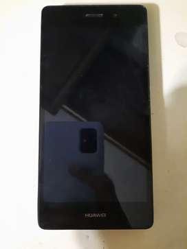 Huawei p8 lite NO ENCIENDE