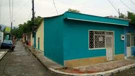Vendo o permuto casa esquinera con Escritura Pública, cerca al INEM en Villavicencio.