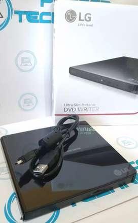 Dvd Rw PORTABLE Usb LG Ultra Slim
