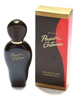 Perfume Pasión Gitana de Avon