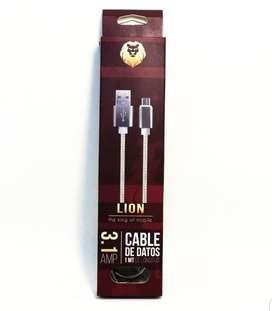 Cable de Datos Turbo Lion