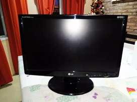 Liquído Monitor LG Faltron 21,5 hd modelo W2243S
