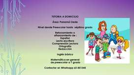 Tutoria a Domicilio