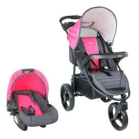 Coche Travel Infanti  3 ruedas