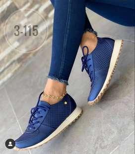 Zapato deportivo mujer