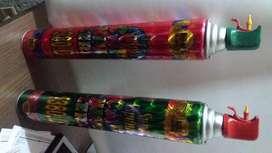 Espuma en spray carnavalera