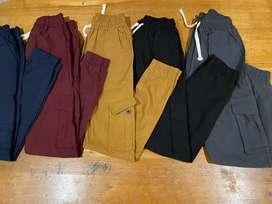 Joggers pantalón