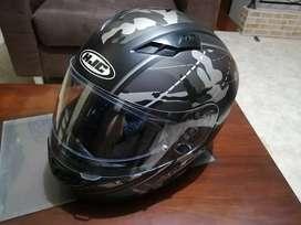 Casco moto HJC tall L