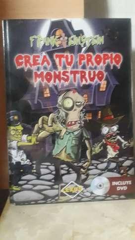 Frankenstein. Crea tu propio monstruo c/cd